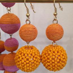 fleurs-orange-sweet-whitestuff-nicethingspalomas-bijoux-boucledoreille-clisson-melocotonboutique1